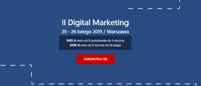 II Digital Marketing
