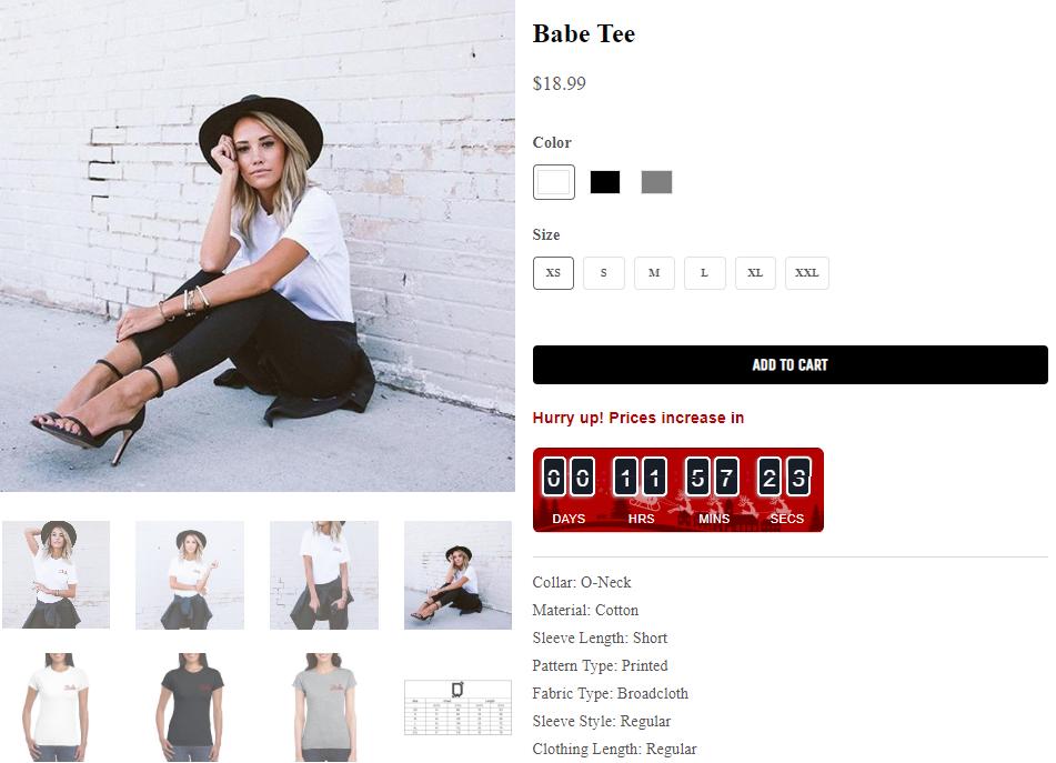 Zdjęcia produktu w sklepie  internetowym Desire