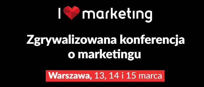 I <3 marketing 2019