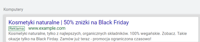 tekst-reklamy-google-ads-black-friday